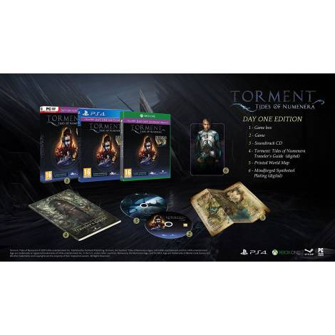 Torment: Tides of Numenera - D1 Edition (XBOX ONE)