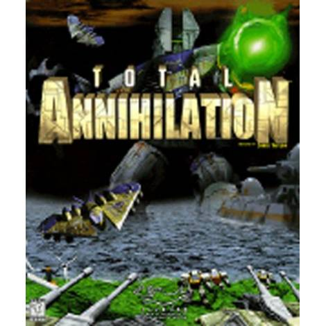 Total Annihilation (PC) (Cd Only)