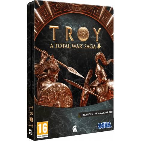 Total War Saga : Troy - Steelbook Edition (PC)