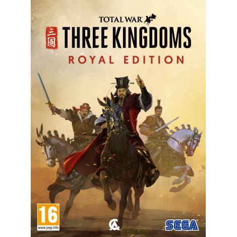 Total War : Three Kingdoms - Royal Edition (PC)