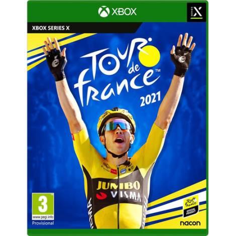 TOUR DE FRANCE 2021 (Xbox Series X)