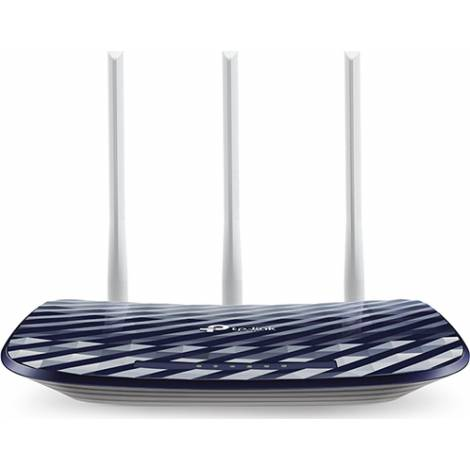 TP-LINK AC750 Wireless Router Dual Band Archer c20 v5
