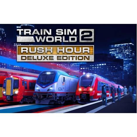 Train Sim World 2: Rush Hour (Deluxe Edition) (Xbox One/Series X)