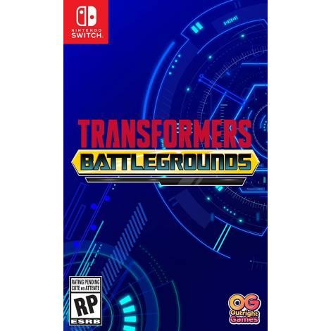 Transformers: Battlegrounds (Nintendo Switch)