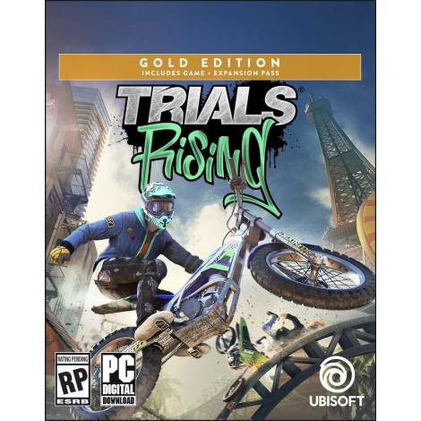 Trials Rising Gold  (PC) (Code Only)