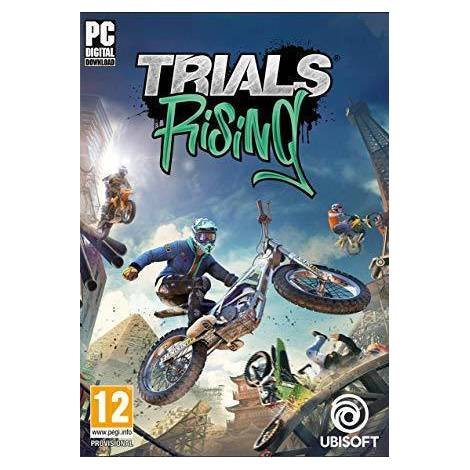 Trials Rising (PC)  (Code Only )