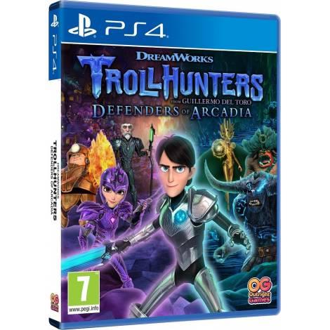 Trollhunters Defenders of Arcadia (PS4)