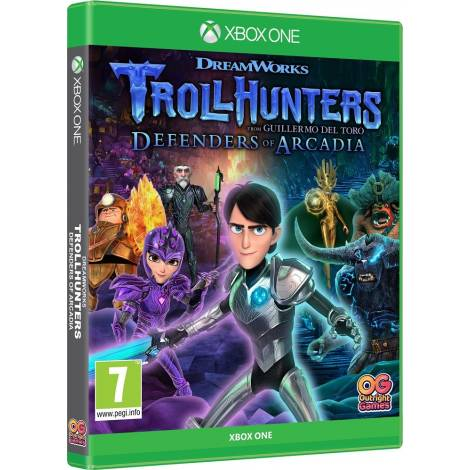 Trollhunters Defenders of Arcadia (Xbox One)