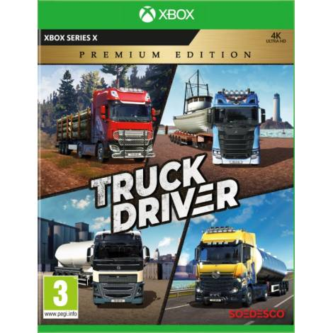 Truck Driver (Premium Edition) (Xbox Series X)