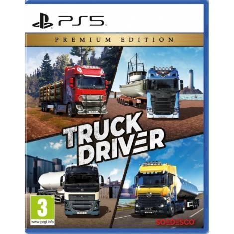 Truck Driver (Premium Edition) (PS5)