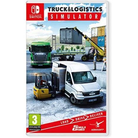 Truck & Logistics Simulator (Nintendo Switch)