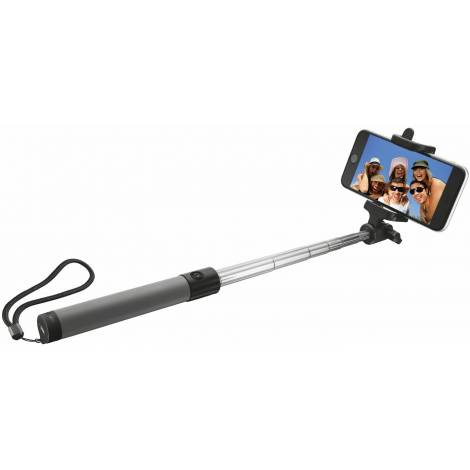 Trust Bluetooth Foldable Selfie Stick - Μαύρο 21035