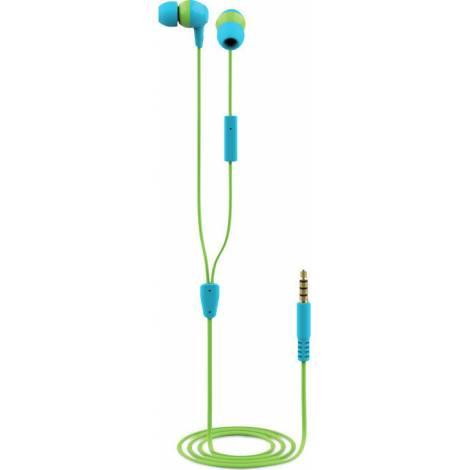 Trust Buddi Kids In-Ear Headphones - Blue (23421)