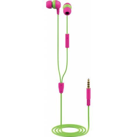 Trust Buddi Kids In-Ear Headphones - Pink (23420)