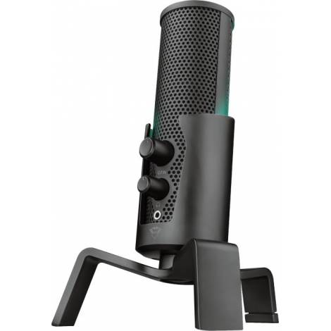 Trust GXT 258 Fyru RGB 4-In-1 Streaming Microphone (23465)