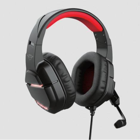 TRUST - GXT 448 Nixxo LED Illuminated Headset (24030)