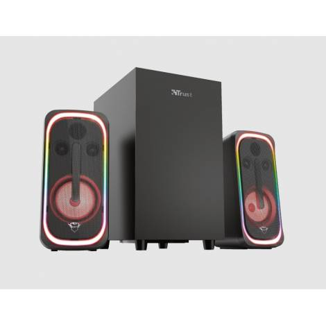 Trust GXT 635 Rumax Multiplatform RGB 2.1 Speaker Set (23927)