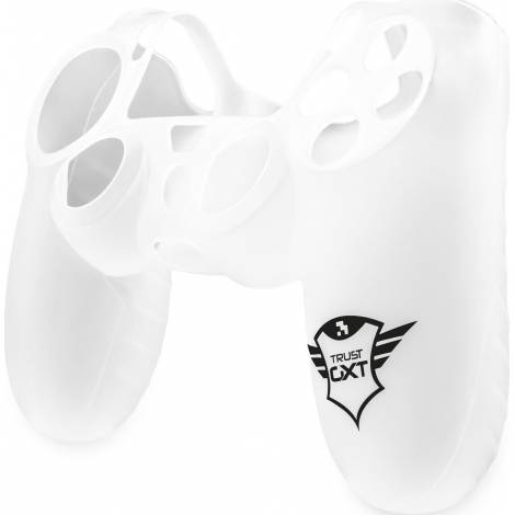 Trust GXT 744T Rubber Skin Transparent for PS4 Controller (21877)