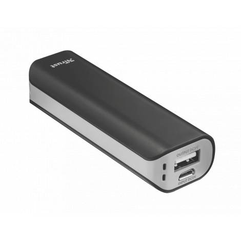 TRUST PowerBank U.R PRIMO 2200 BLACK (21221)
