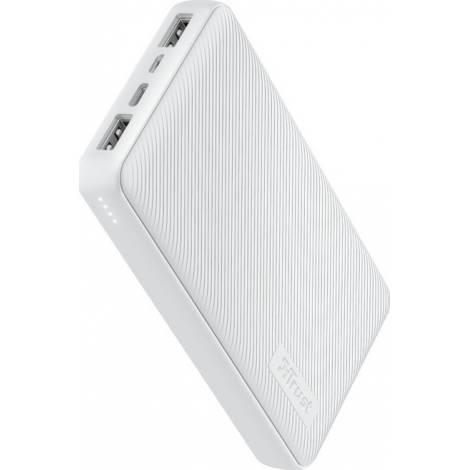 TRUST - PRIMO Fast Compact Powerbank 15.000 mAh - Άσπρο  23900