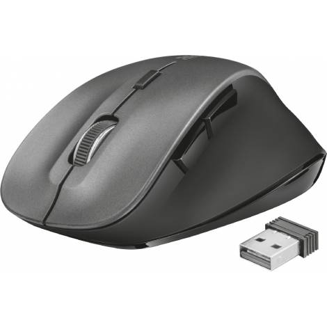 Trust Ravan Wireless Mouse Black (22878)