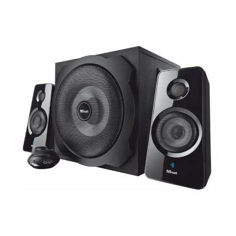 Trust Tytan 2.1 Speaker set With Bluetooth - Black (19367)