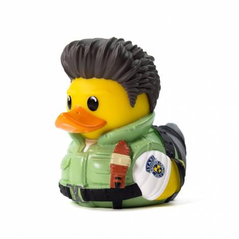 Tubbz Resident Evil Chris Redfield Cosplaying Duck Collectible
