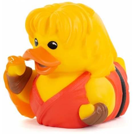 TUBBZ Street Fighter Ken Collectible Duck