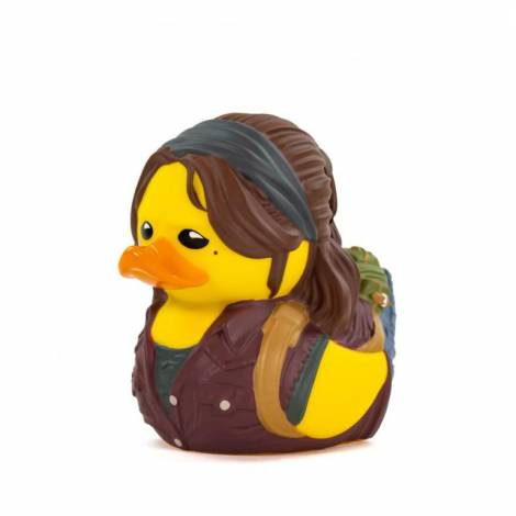 Tubbz The Last of Us Tess Cosplaying Duck