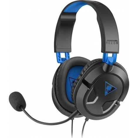 Turtle Beach Ear Force Recon 50P - Black (accessories) - ΚΑΙΝΟΥΡΓΙΟ ΚΟΜΜΑΤΙ - ΕΚΘΕΣΙΑΚΟ