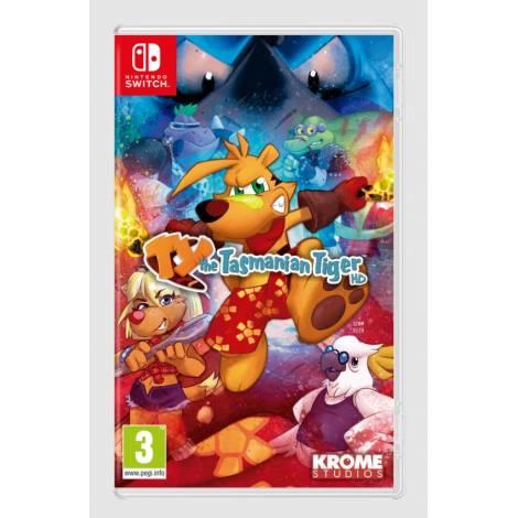 Ty The Tasmanian Tiger HD (Nintendo Switch)