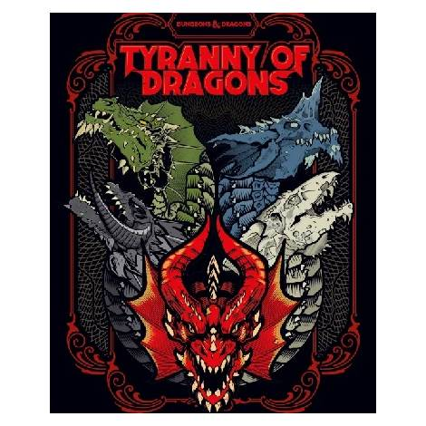 Tyranny of Dragons   (Dungeons & Dragons)   (5th Ed.)