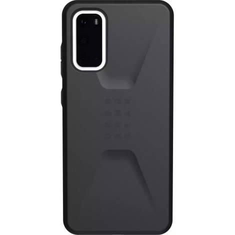 UAG Civilian for Samsung Galaxy S20, Black (21197D114040)