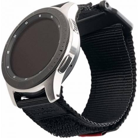 Λουράκι UAG Active Strap for Samsung Galaxy Watch (46mm)/Gear S3, Black (29180A114040)