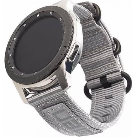 Υφασμάτινο Λουράκι UAG Samsung Galaxy Watch 46mm - Grey (29180C114030)