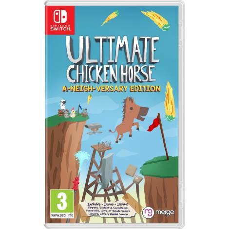 Ultimate Chicken Horse (Nintendo Switch)