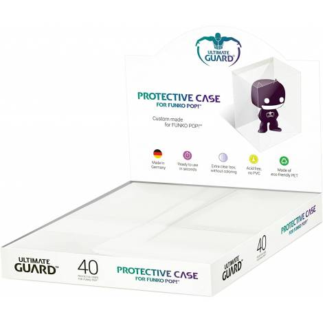 Ultimate Guard Protective Cases for Funko POP! Figures (CDU 40)