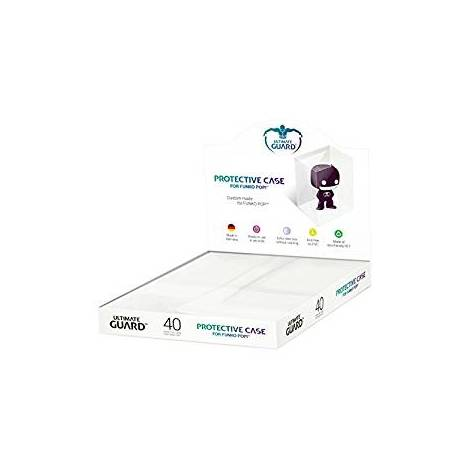 Ultimate Guard Protective Cases for Funko POP! Figures (1 τεμάχιο)