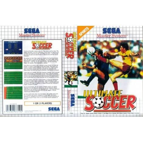 Ultimate Soccer (SEGA MASTER SYSTEM)