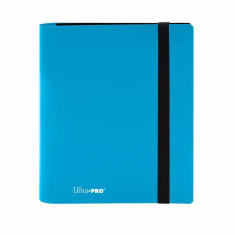 Ultra Pro 4-Pocket Pro Binder Holds 160 Cards Light Blue