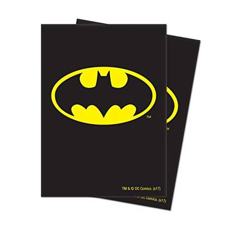 Ultra Pro Card Sleeves Batman - 66x91 Standard Size 65pcs