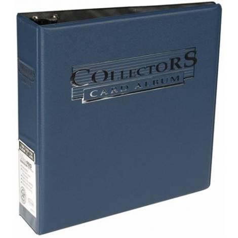 Ultra Pro Collector`s Album Μπλε  (Ντοσιε που παίρνει φύλλα για κάρτες)