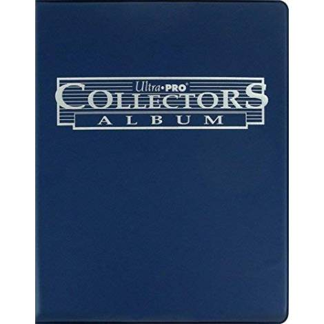 Ultra Pro COLLECTORS PORTFOLIO BLUE 9PKT