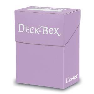 Ultra Pro Deck Box - Lilac (REM84507)