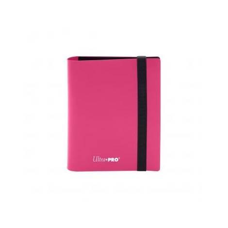 Ultra Pro Eclipse Hot Pink 2-PKT Pro Binder (REM15372)