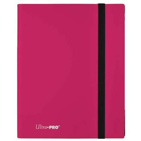 Ultra Pro Eclipse Hot Pink 9PKT Pro Binder