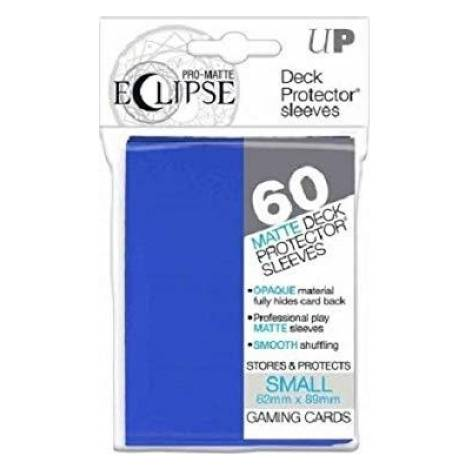 Ultra Pro Eclipse - Pro Matte Pacific Blue Small 60 Sleeves (REM85828)
