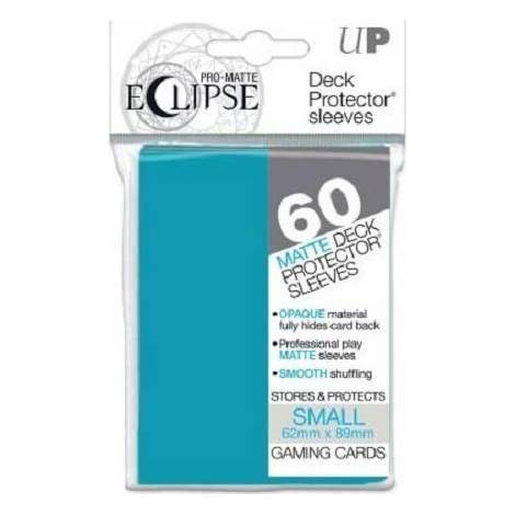 Ultra Pro Eclipse - Pro Matte Sky Blue Small 60 Sleeves (REM85829)