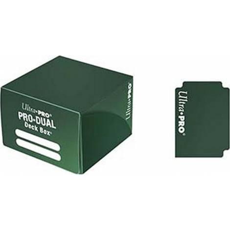 Ultra Pro - Green Pro Dual Deck Box