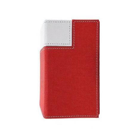Ultra Pro M2 Deck Box Piper White & Red